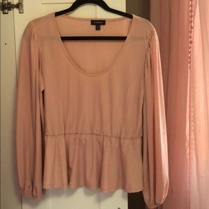 🌸 Baby pink blouse 🌸